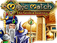Magic Match: The Genie s Journey
