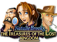 Natalie Brooks - The Treasures Of The Lost Kingdom