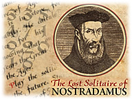 Solitaire of Nostradamus