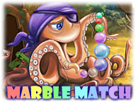 Marble Match: Under the Sea