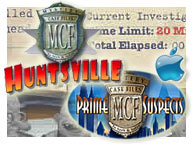 MCF Huntsville and Prime Suspects