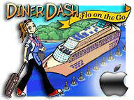 Diner Dash - Flo on the Go - Waitress on a Sea Cruise