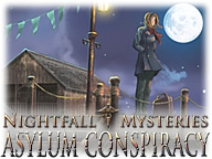 Nightfall Mysteries: Asylum Conspiracy for Mac OS