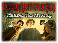 Redemption Cemetery: Grave Testimony for Mac Os
