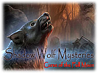 Shadow Wolf Mysteries: Curse of the Full Moon CE for Mac