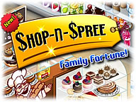 Shop-N-Spree: Family Fortune for Mac
