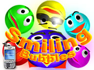 Smiling Bubbles for Palm OS