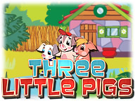 Three Little Pigs: Interactive Touch Book for Android
