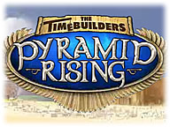 The Timebuilders: Pyramid Rising for Mac OS