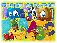 Touch and Patch: Shapes Puzzle for Kids